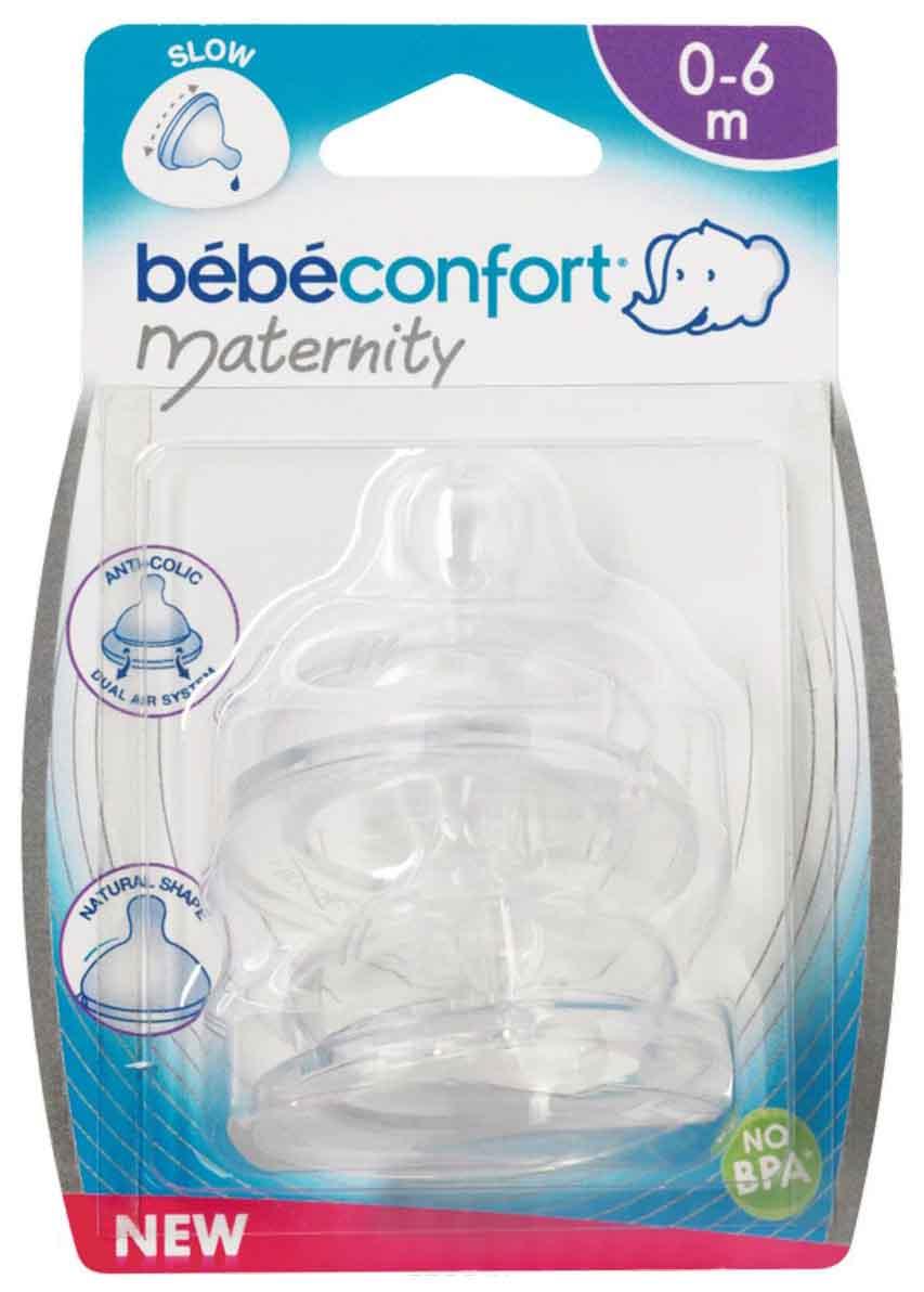 Комплект из двух сосок Bebe Confort Maternity