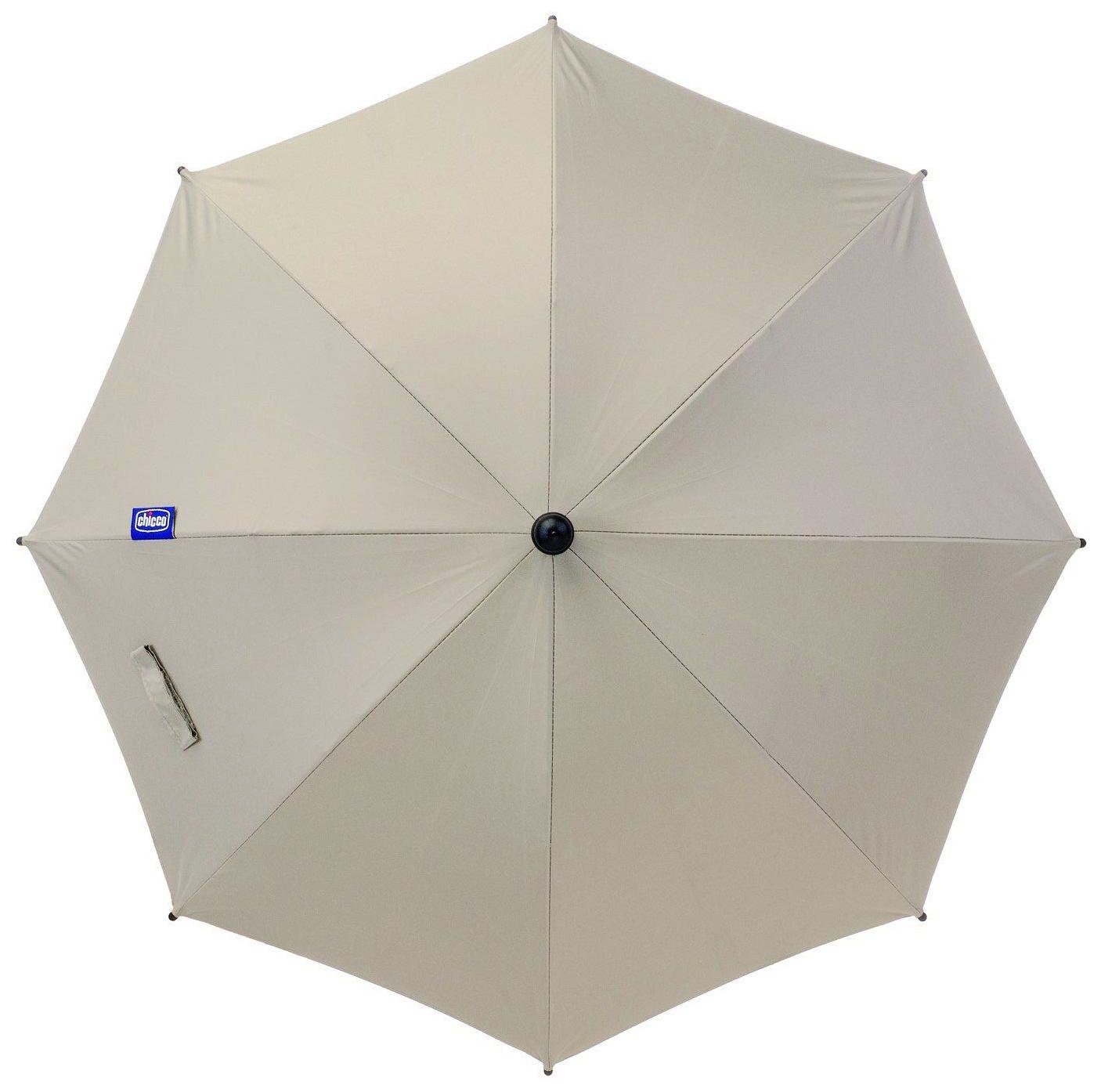 Купить Универсальный зонт для колясок Chicco Beige, Комплектующие для колясок