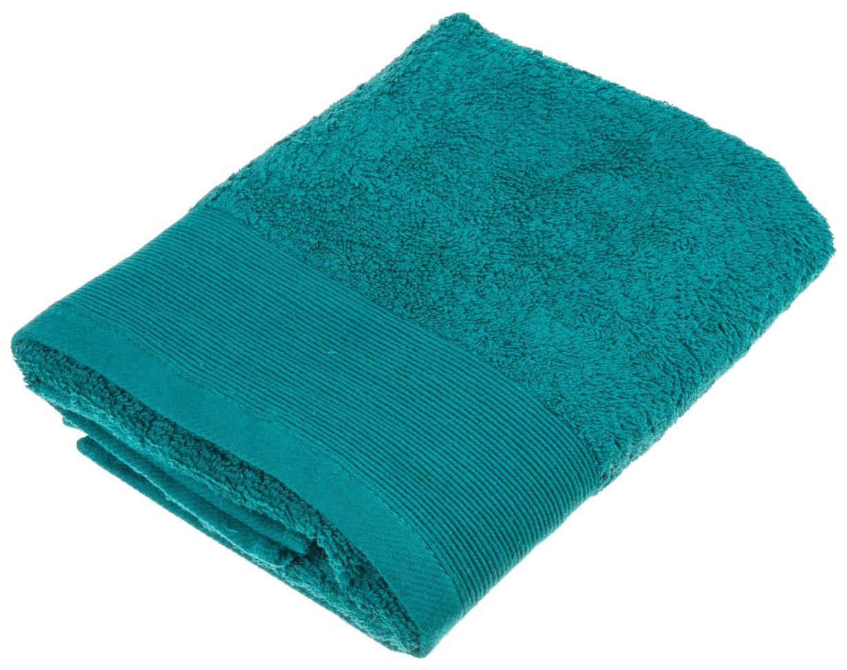 Банное полотенце, полотенце универсальное Santalino голубой