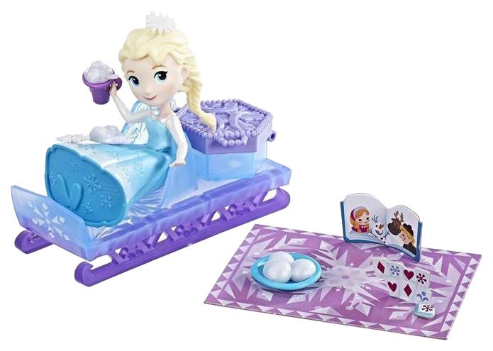 Купить Игровой набор Disney Hasbro Холодное сердце с аксессуарами, Disney Princess, Игровые наборы