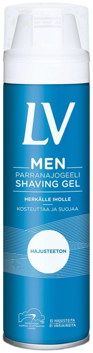 Гель для бритья Berner LV Men 200 мл