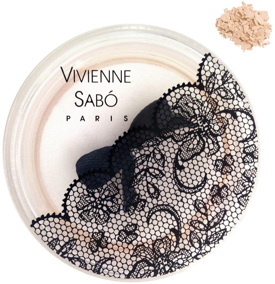 Пудра рассыпчатая Vivienne Sabo 'Nuage'