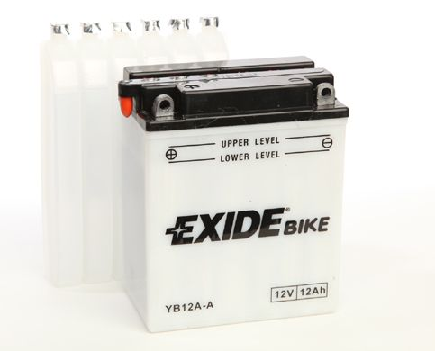 Аккумулятор автомобильный EXIDE EB12A-A 12 Ач