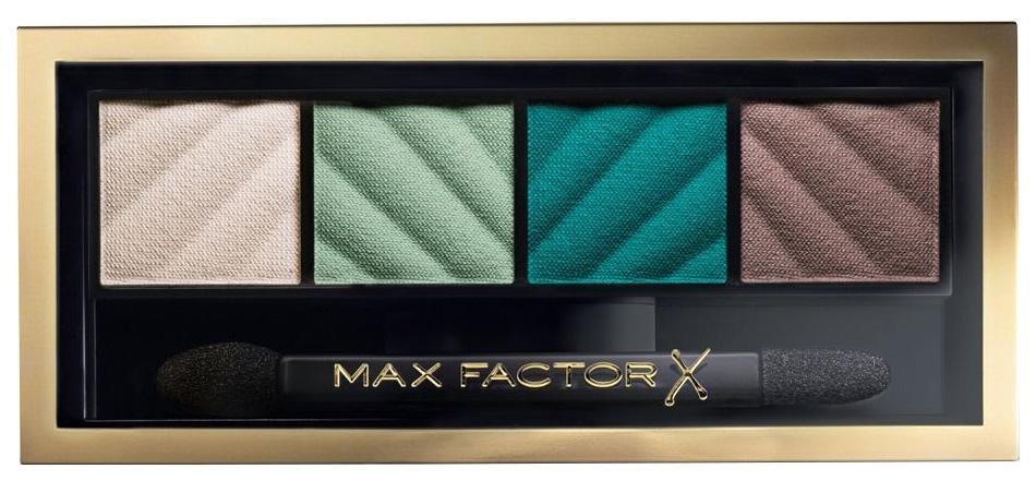 Тени для век Max Factor Smokey Eye Matte Drama Kit 2в1 40 Hipnotic Jade 3 г
