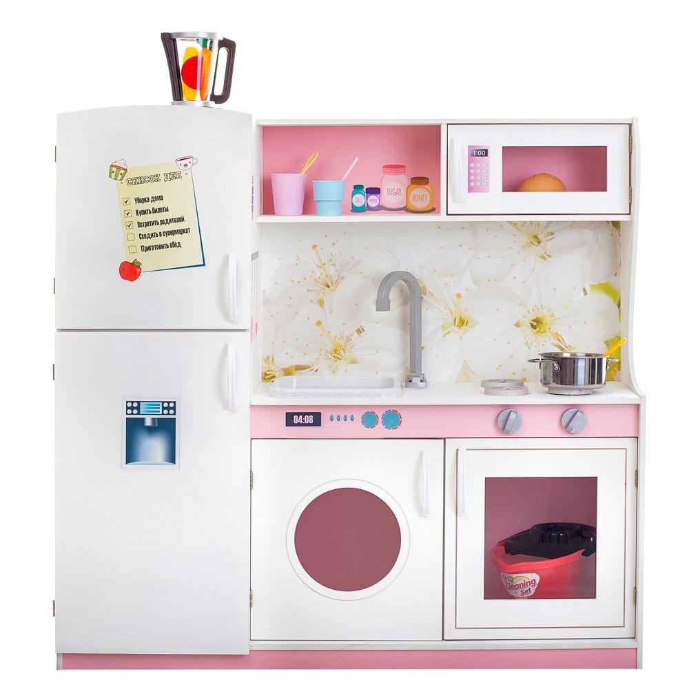 Купить Игрушечная кухня Фиори Бьянка PAREMO PK218, Детская кухня