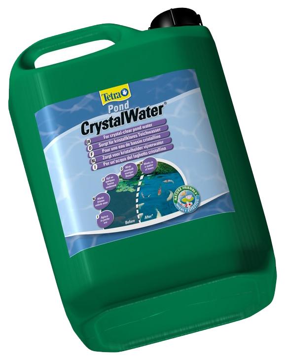 Средство для очистки прудовой воды от мути Tetra Pond Crystal Water, 3000мл на 60000л воды