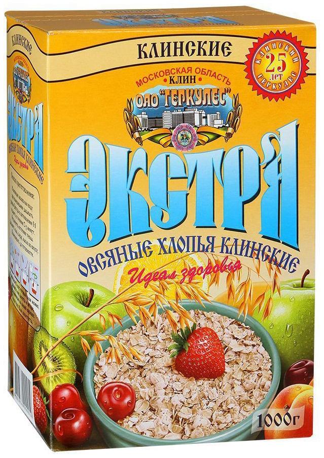 Готовые завтраки, каши, мюсли КЛИНСКИЕ или Готовые завтраки, каши, мюсли Nordic — что лучше