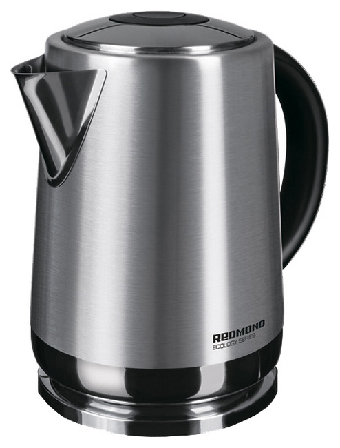 Чайник электрический Redmond RK-M1482 Black/Silver