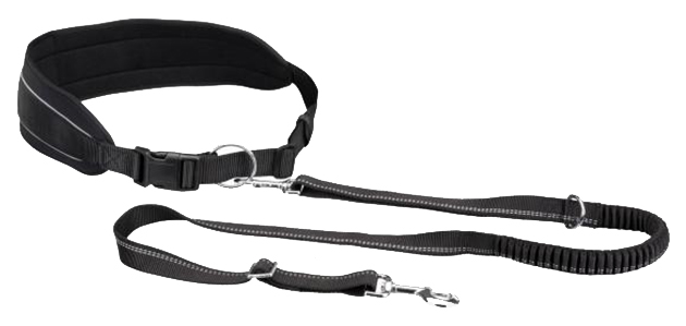 Поводок для собак Trixie Waist Belt 260