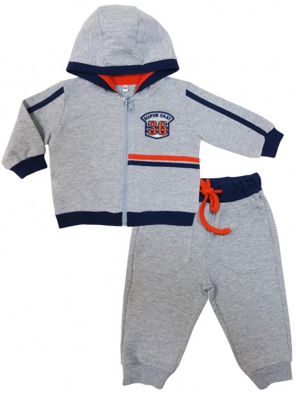 Комплект одежды детский Soni Kids Серый р.80