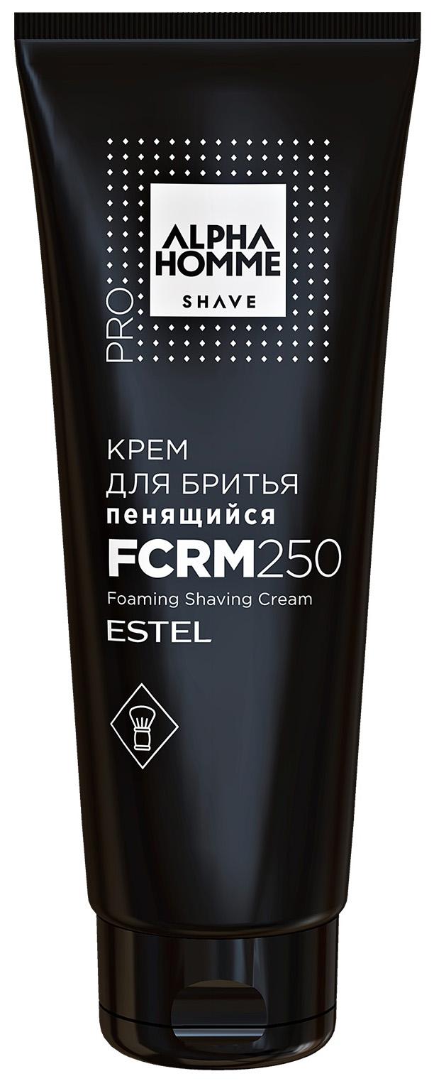 Купить Крем для бритья Estel Professional Alpha Homme Пенящийся 250 мл