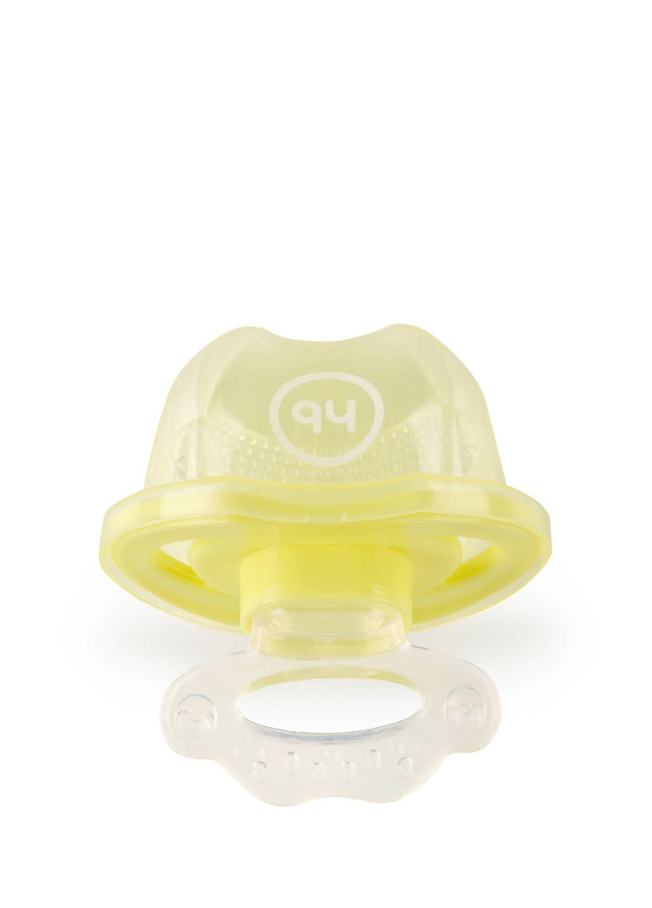 Купить Прорезыватель силиконовый Happy Baby SILICONE TEETHER Lemon, Прорезыватели