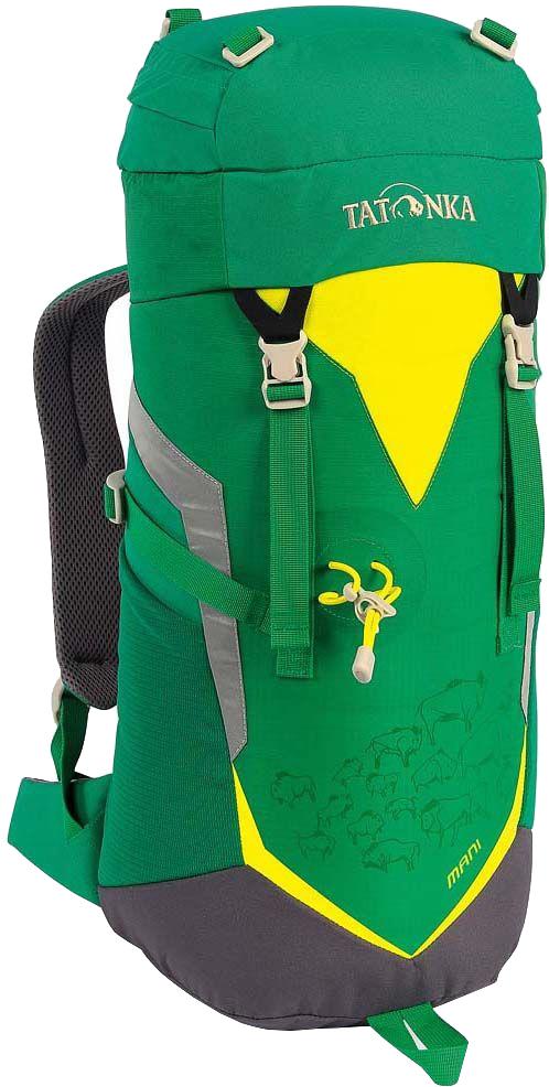 Туристический рюкзак Tatonka Mani 20 л Lawn