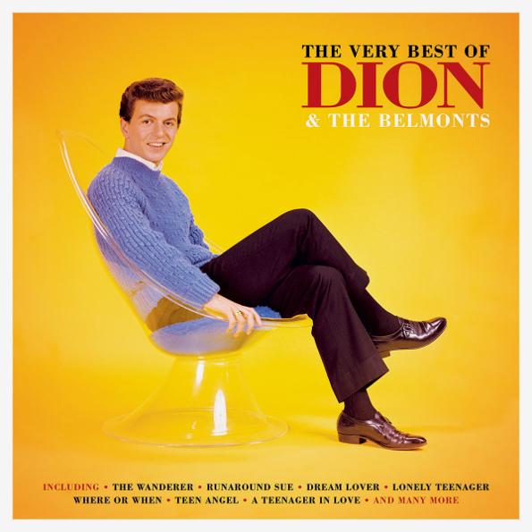 Виниловая пластинка Dion & The Belmonts  The Very Best Of Dion & The Belmonts (LP), Not Now Music  - купить со скидкой