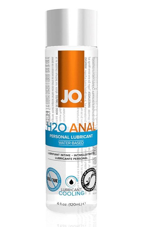 Гель смазка JO anal H2O Cool