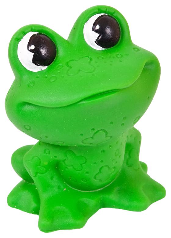 Игрушка для купания Огонек Лягушка