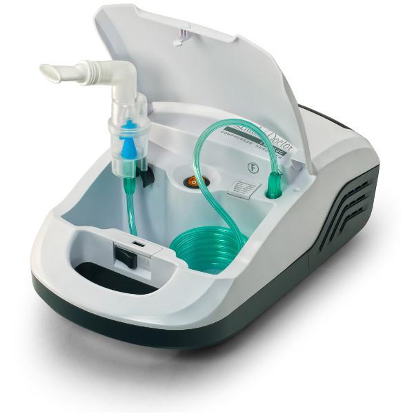 Купить Ингалятор компрессорный Little Doctor LD-210C с тремя распылителями и низким уровнем шума