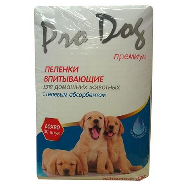 Пеленки для кошек и собак PRO