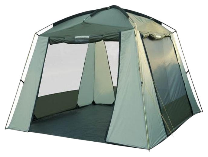 Туристическая палатка Green Glade Lacosta (Siesta) зеленая