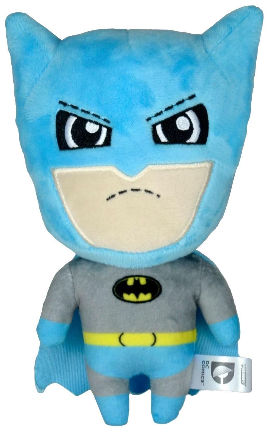 Купить Мягкая игрушка персонажи Kidrobot DC Comics Classic Batman 20 см,