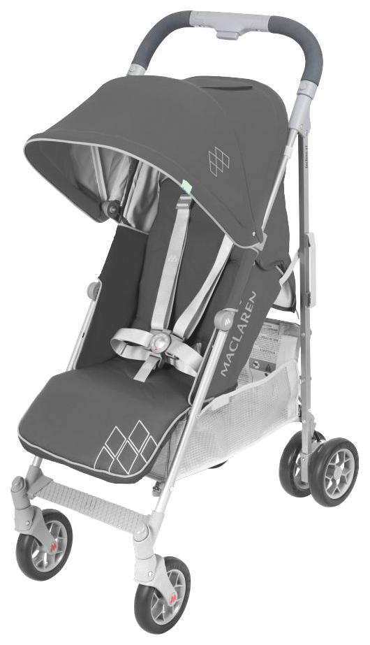 Прогулочная коляска Maclaren Techno XT ARC Charcoal/Silver