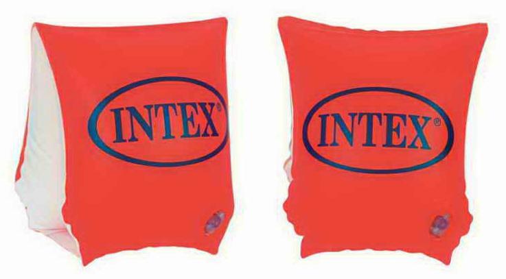 Нарукавники надувные Intex Вэт Сет int58642NP фото
