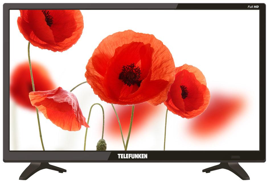 LED Телевизор Full HD Telefunken TF-LED22S53T2 фото