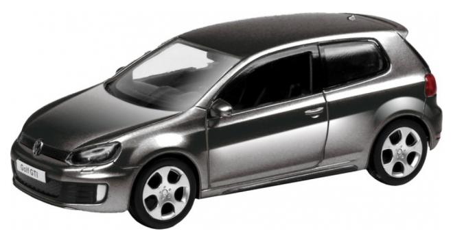 Купить Коллекционная модель Автотайм Volkswagen Golf GTI5 34175 Cеребристый, Autotime, Игрушечные машинки