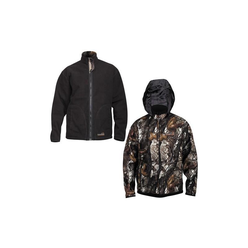 Куртка Norfin Hunting Thunder, staidness black,