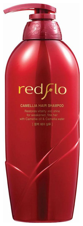 Шампунь Flor de Man Redflo Camellia Hair 750 мл.