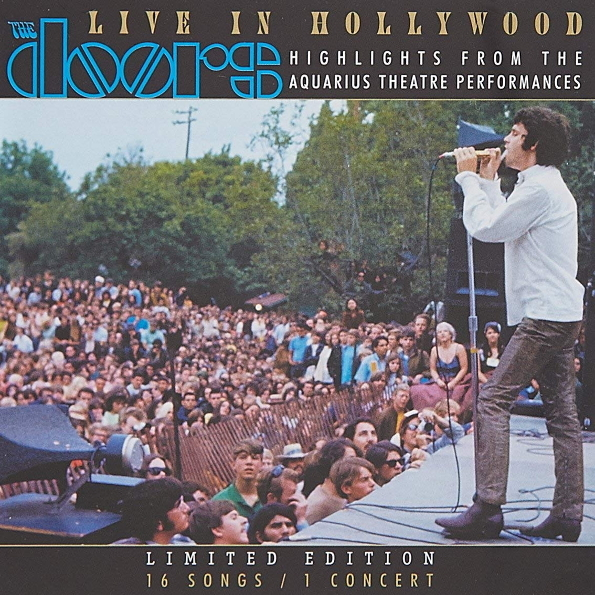 The Doors Live In Hollywood