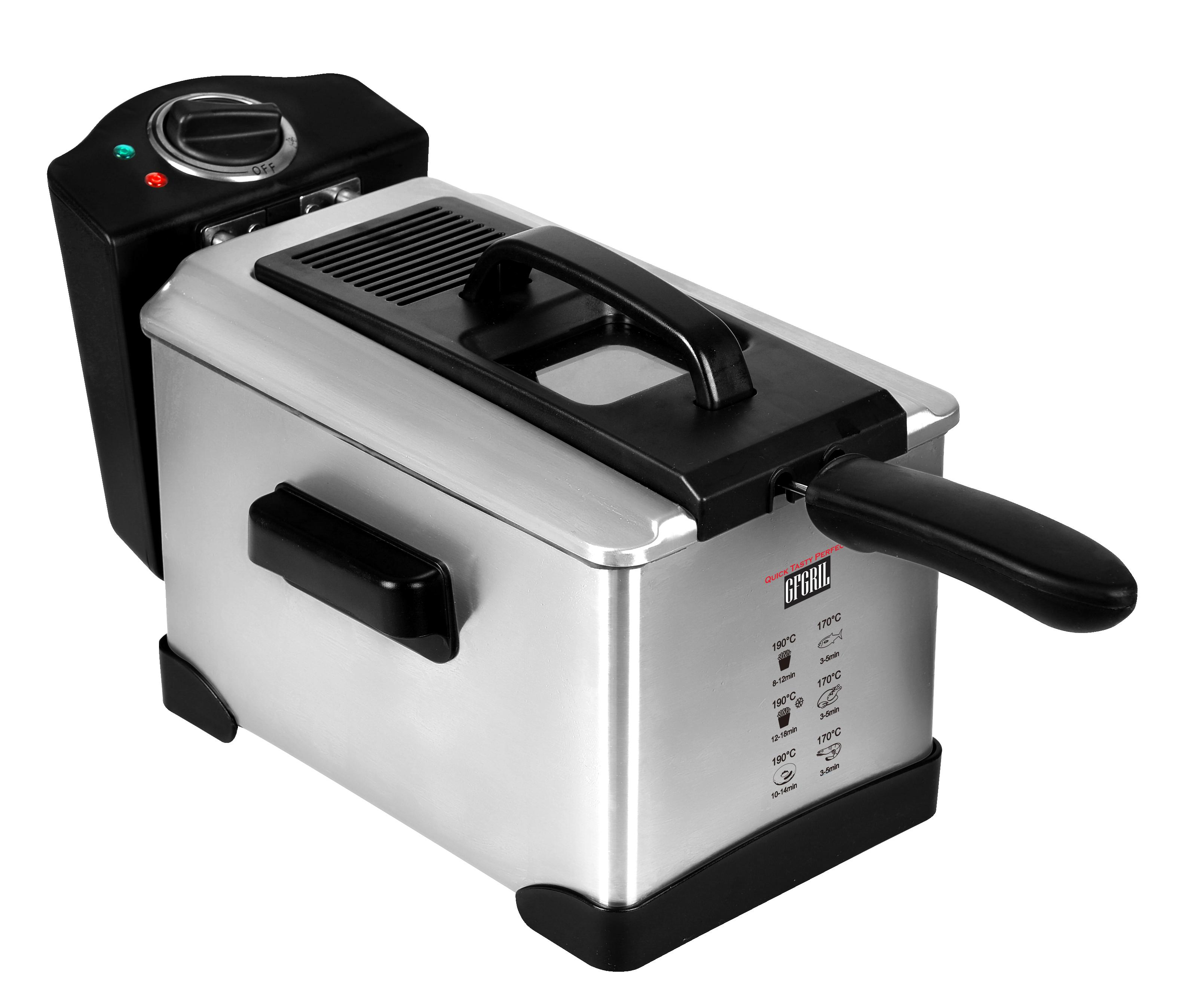Фритюрница GFgril GFF-M2500 MasterCook