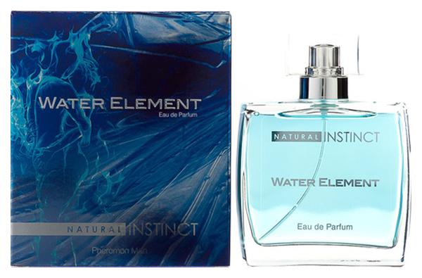 Мужская парфюмерная вода с феромонами Natural Instinct