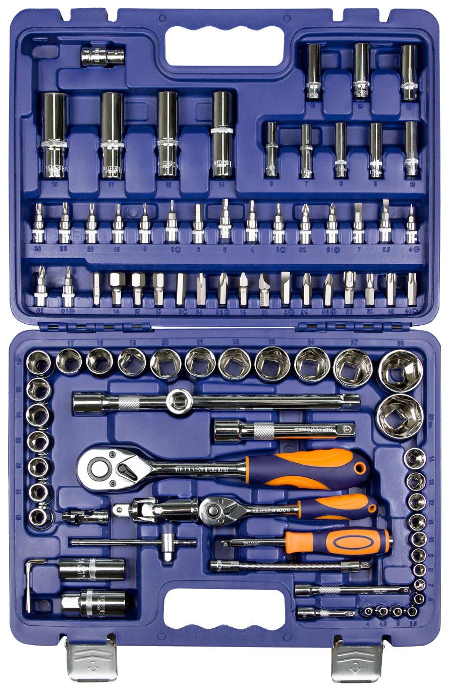 Набор инструментов Helfer сomfort 94 предмета, HF000011