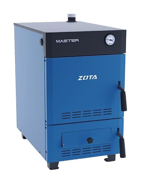 Твердотопливный отопительный котел ZOTA MASTER 14 MS 458814 0014 фото