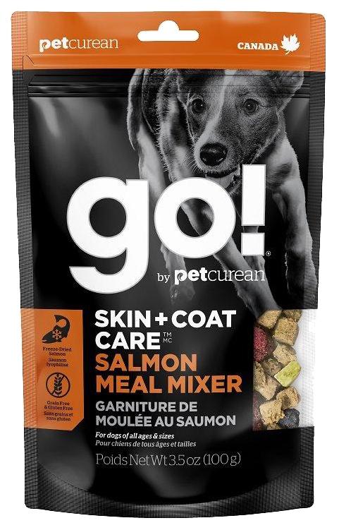 GO  SKIN + COAT CARE SALMON DOG RECIPE