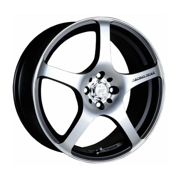 Колесные диски Racing Wheels R17 7J PCD4x100 ET40 D67.1 87513233524 фото