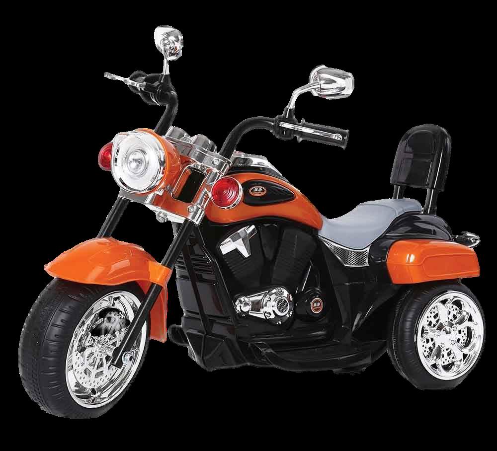 Детский электромобиль Farfello TR1501 оранжевый