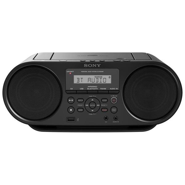 Магнитола Sony ZS RS60BT//C Черный