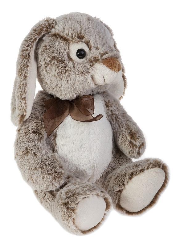 Купить Мягкая игрушка Button Blue Зайка Танюшка 20 см, Мягкие игрушки животные