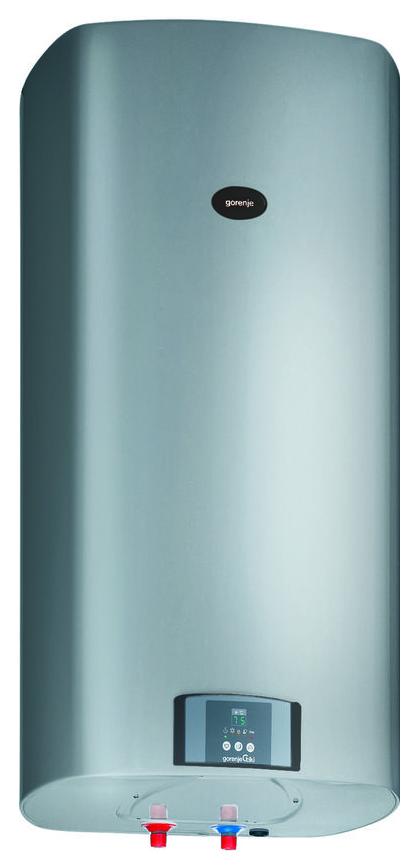 Водонагреватель накопительный Gorenje OGB80SEDDSB6 silver