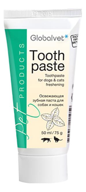 Зубная паста для собак и кошек Globalvet, 50мл