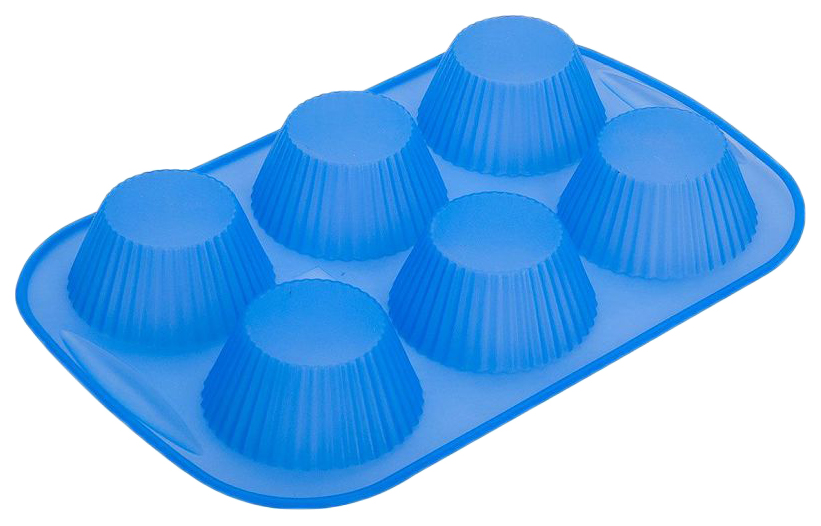 Форма для выпечки Regent Inox Silicone 93-SI-FO-110 Синий фото