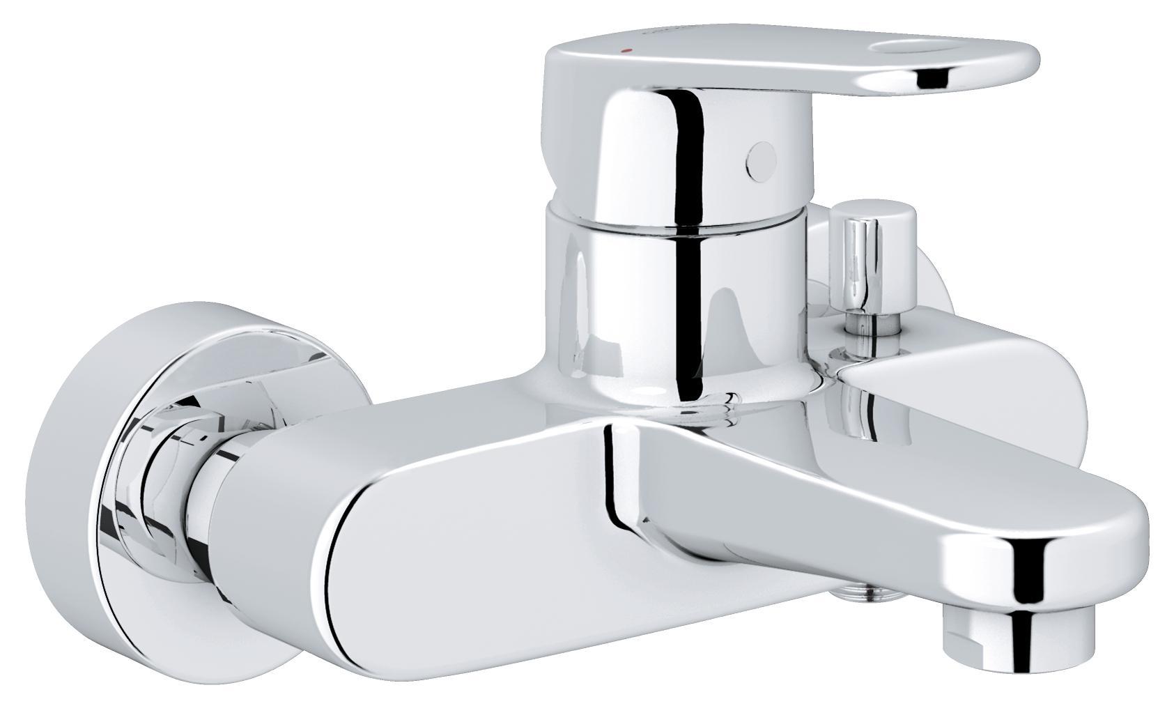 Смеситель для ванны Grohe Europlus 33553002 хром