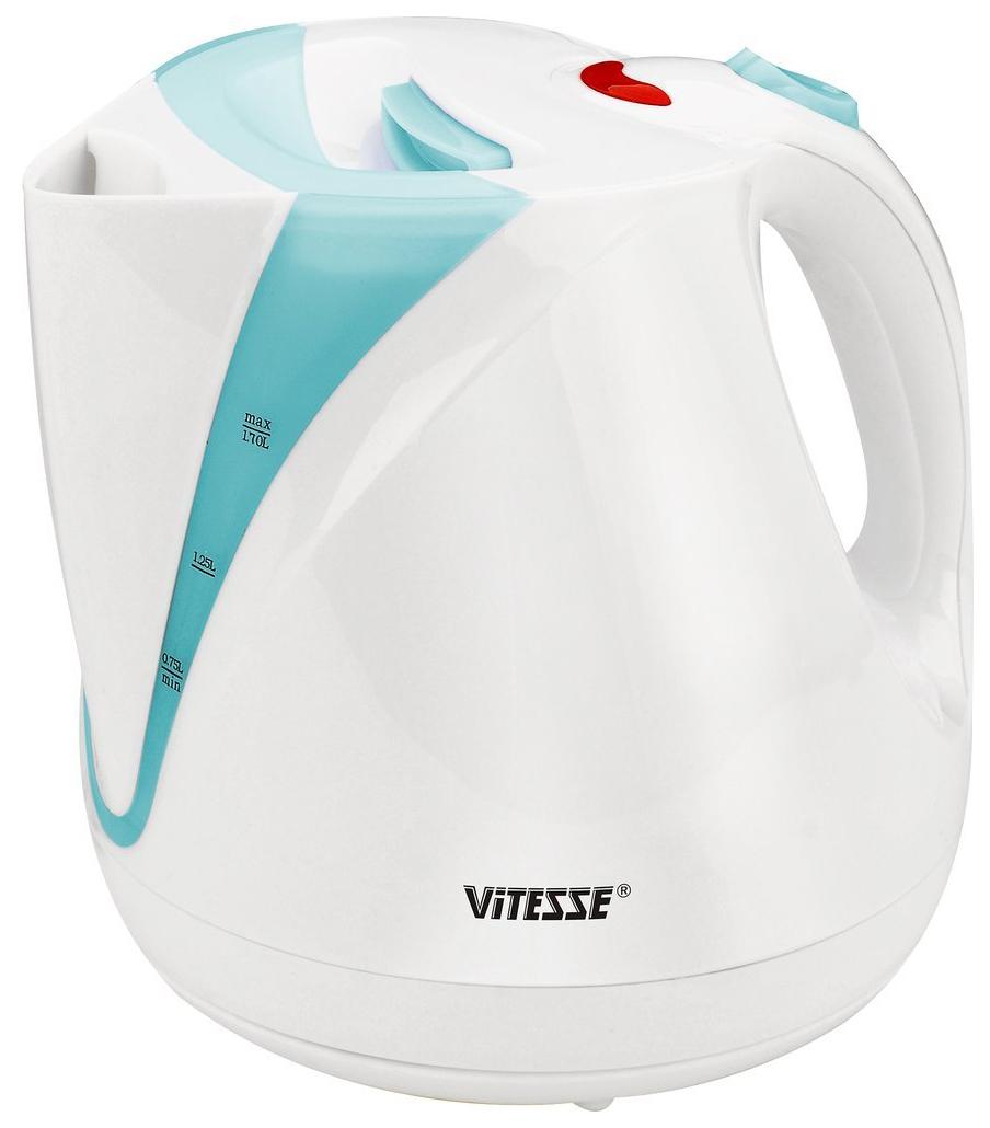 Чайник электрический Vitesse VS 138 White/Blue