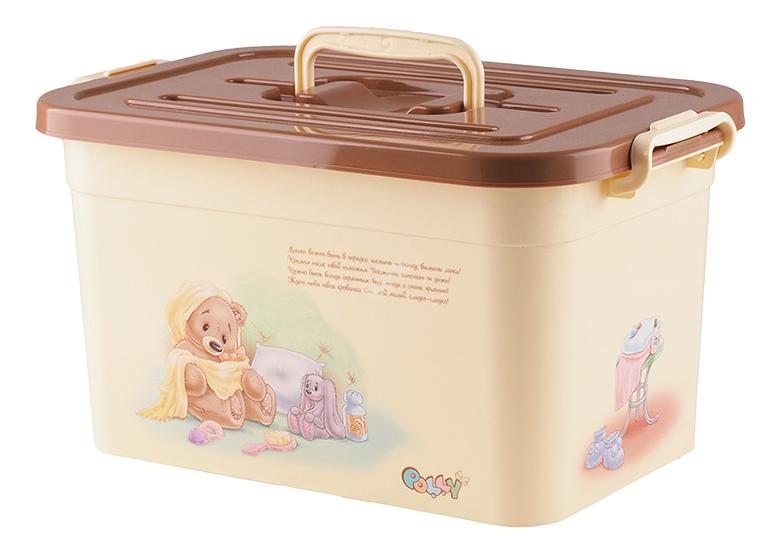 Ящик для хранения игрушек Полимербыт \