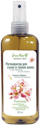 Регенератор для сухих и тонких волос GREEN