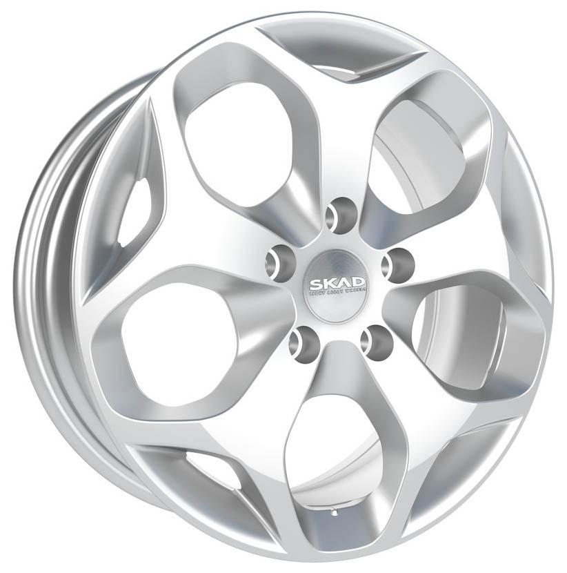 Колесные диски SKAD Гамбург R16 6.5J PCD5x114.3 ET45 D67.1 (2460608) фото