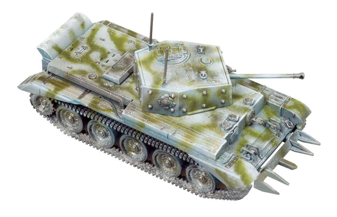 Модели для сборки Hobby World World of Tanks. CROMWELL фото