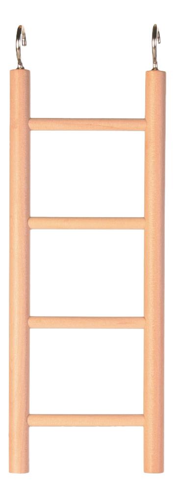 Лестница для птиц Trixie, Дерево, Металл, 20см